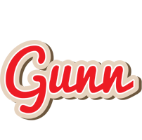 Gunn chocolate logo