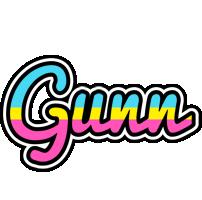Gunn circus logo