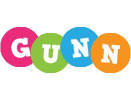 Gunn friends logo