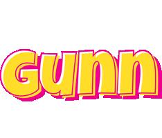 Gunn kaboom logo