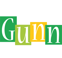 Gunn lemonade logo
