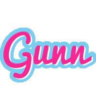 Gunn popstar logo