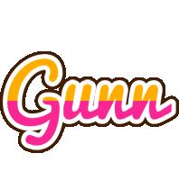 Gunn smoothie logo