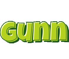 Gunn summer logo