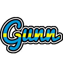 Gunn sweden logo