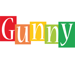 Gunny colors logo