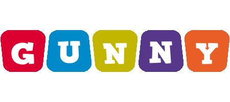 Gunny daycare logo