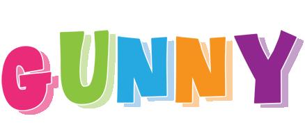 Gunny friday logo