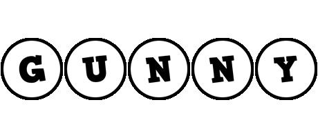 Gunny handy logo