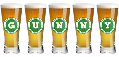 Gunny lager logo