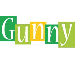 Gunny lemonade logo