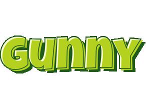 Gunny summer logo