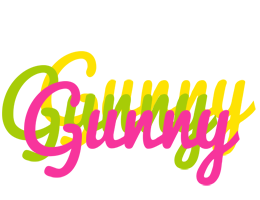 Gunny sweets logo