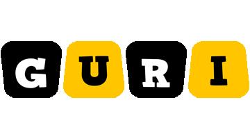 Guri boots logo