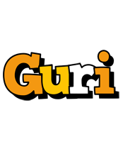 Guri cartoon logo