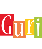 Guri colors logo