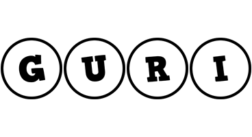Guri handy logo