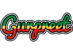 Gurpreet african logo