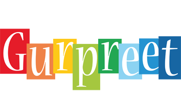 Gurpreet colors logo