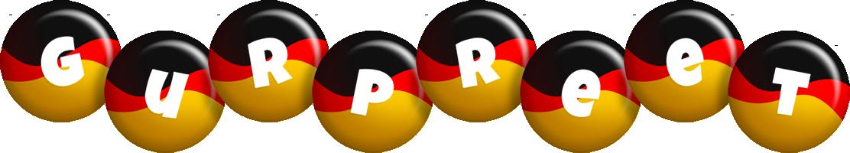 Gurpreet german logo