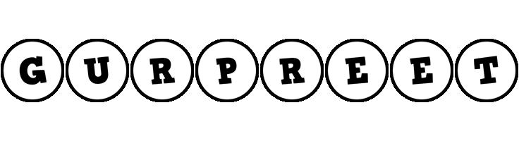 Gurpreet handy logo