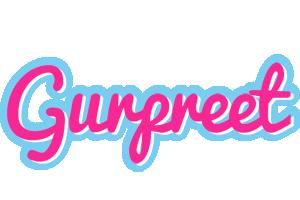 Gurpreet popstar logo