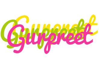 Gurpreet sweets logo