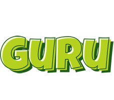 Guru summer logo