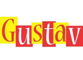 Gustav errors logo