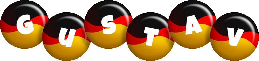 Gustav german logo
