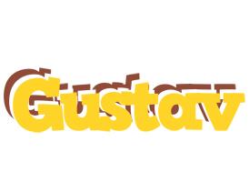Gustav hotcup logo