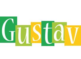 Gustav lemonade logo