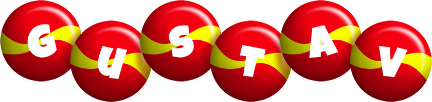 Gustav spain logo