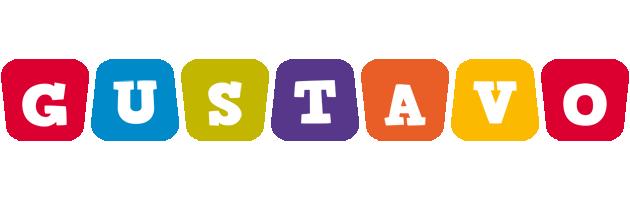 Gustavo daycare logo