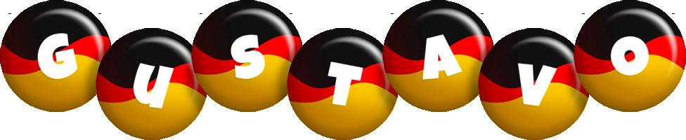 Gustavo german logo