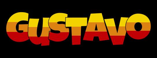 Gustavo jungle logo