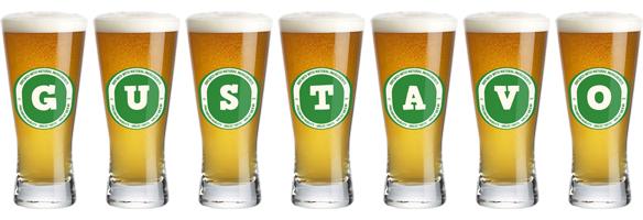 Gustavo lager logo