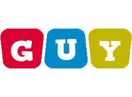Guy daycare logo