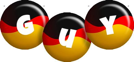 Guy german logo