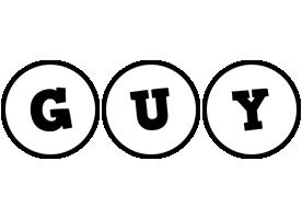 Guy handy logo