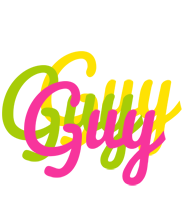Guy sweets logo