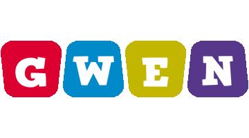 Gwen kiddo logo