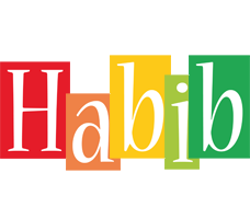 Habib colors logo
