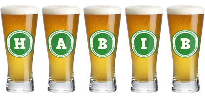 Habib lager logo