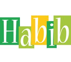 Habib lemonade logo