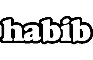 Habib panda logo
