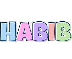 Habib pastel logo