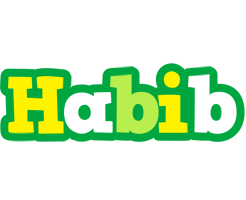 Habib soccer logo