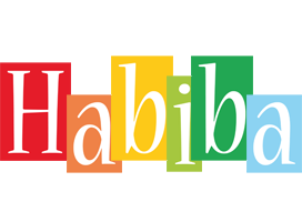 Habiba colors logo