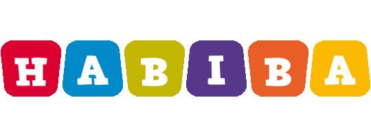 Habiba daycare logo